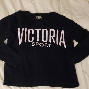 Victoria's Secret crew neck sweatshirt